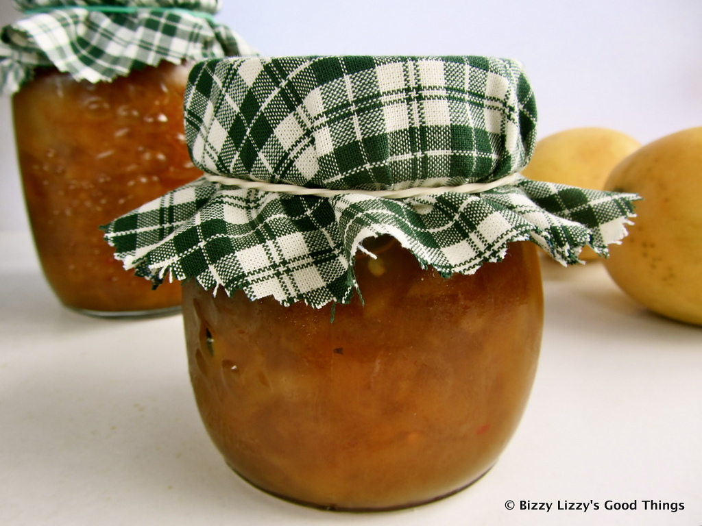 Recipe for deliciously easy mango relish - edible gifts