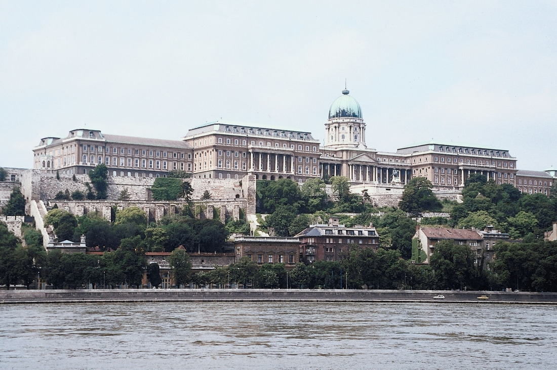 The Castle in Budapest