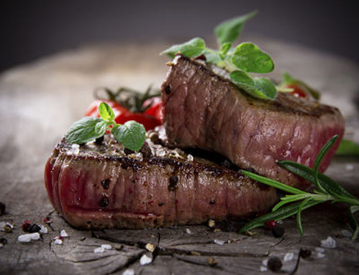 The simple art of cooking a steak by Liz Posmyk, Good Things