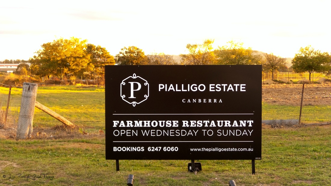 Pialligo Estate Farmhouse Restaurant Canberra - fine dining - photo by Liz Posmyk Good Things