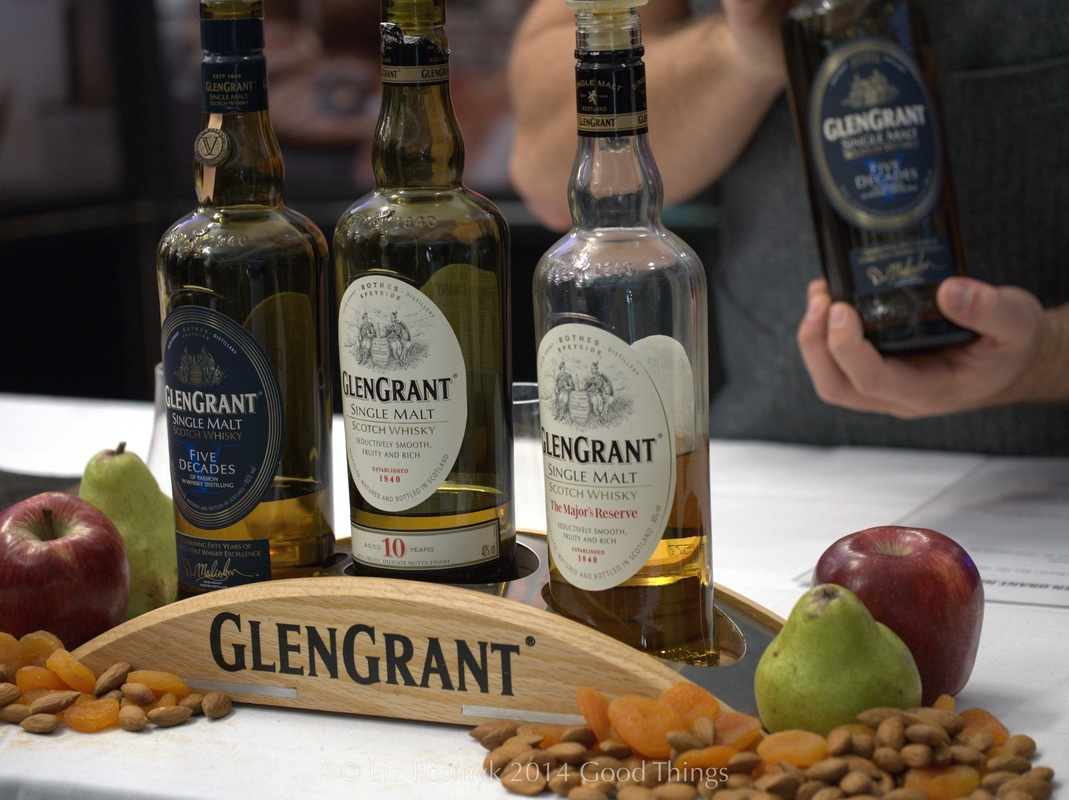 Glen Grant scotch whisky
