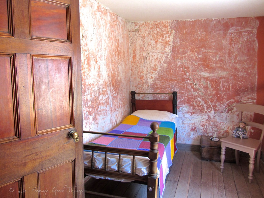 Child's bedroom at Cooma Cottage Yass - Liz Posmyk Good Things
