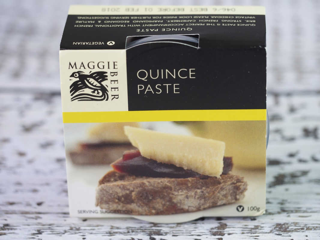 Maggie Beer quince paste © Good Things