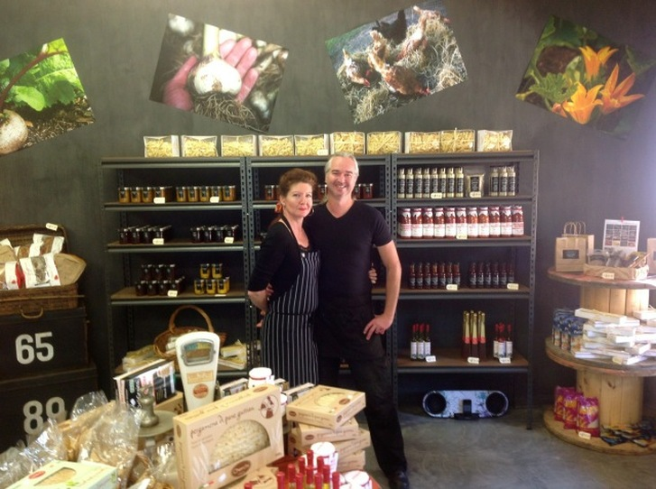 Veronica Stute and Justin Wells - Two Skinny Cooks, Berrima NSW