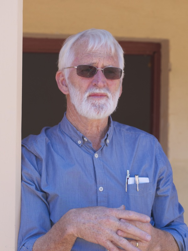 Rick Williams, Manager of Cooma Cottage