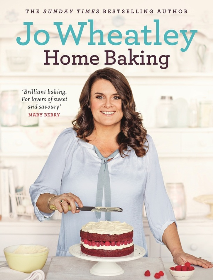 Home Baking by Jo Wheatley (image courtesy Murdoch Books)