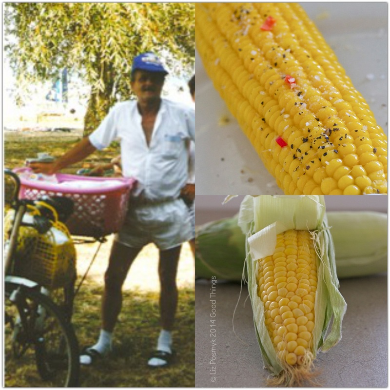 The Corn Peddler