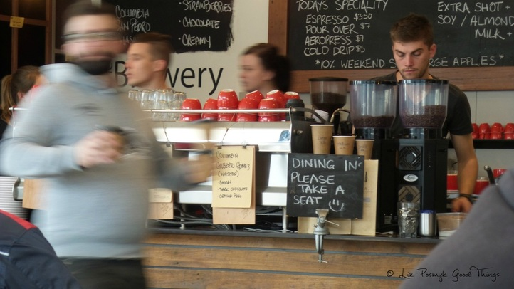 Ona Coffee House is one of Canberra's busiest cafes