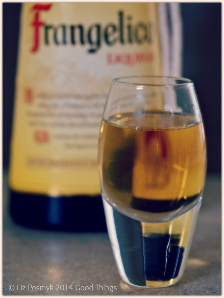 Frangelico, a tipple for the cook
