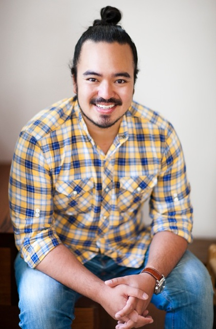 Cook, author, MasterChef Australia Adam Liaw