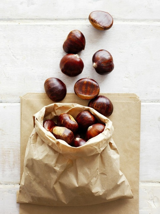 Chestnuts - photo courtesy Chestnuts Australia