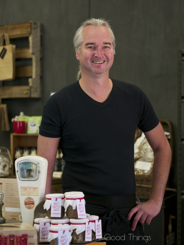 Justin Wells, one of the Two Skinny Cooks in Berrima NSW