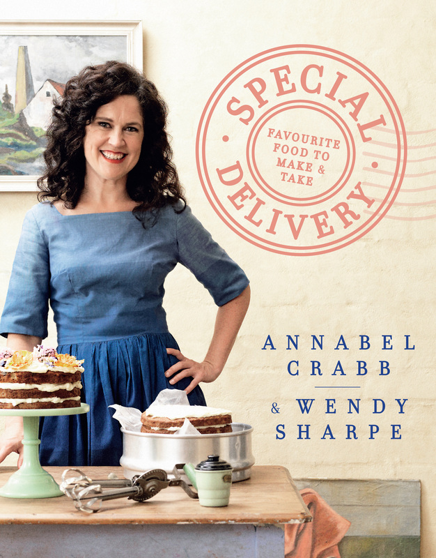 Special Delivery by Annabel Crabb & Wendy Sharpe - image courtesy Murdoch Books