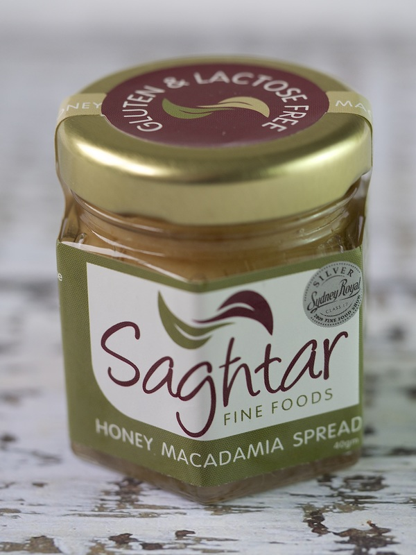 Honey macadamia spread © Good Things