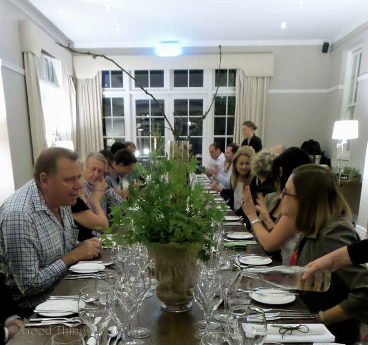 A degustation celebrating the Moss Vale Food and Wine Cluster held at Katers Restaurant, Peppers Manor House - photo Liz Posmyk Good Things