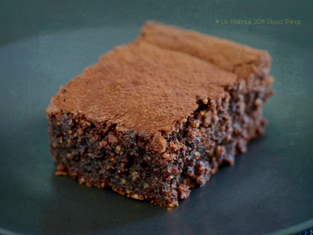 Best ever chocolate and hazelnut fudge brownies - Haigh's Chocolates recipe