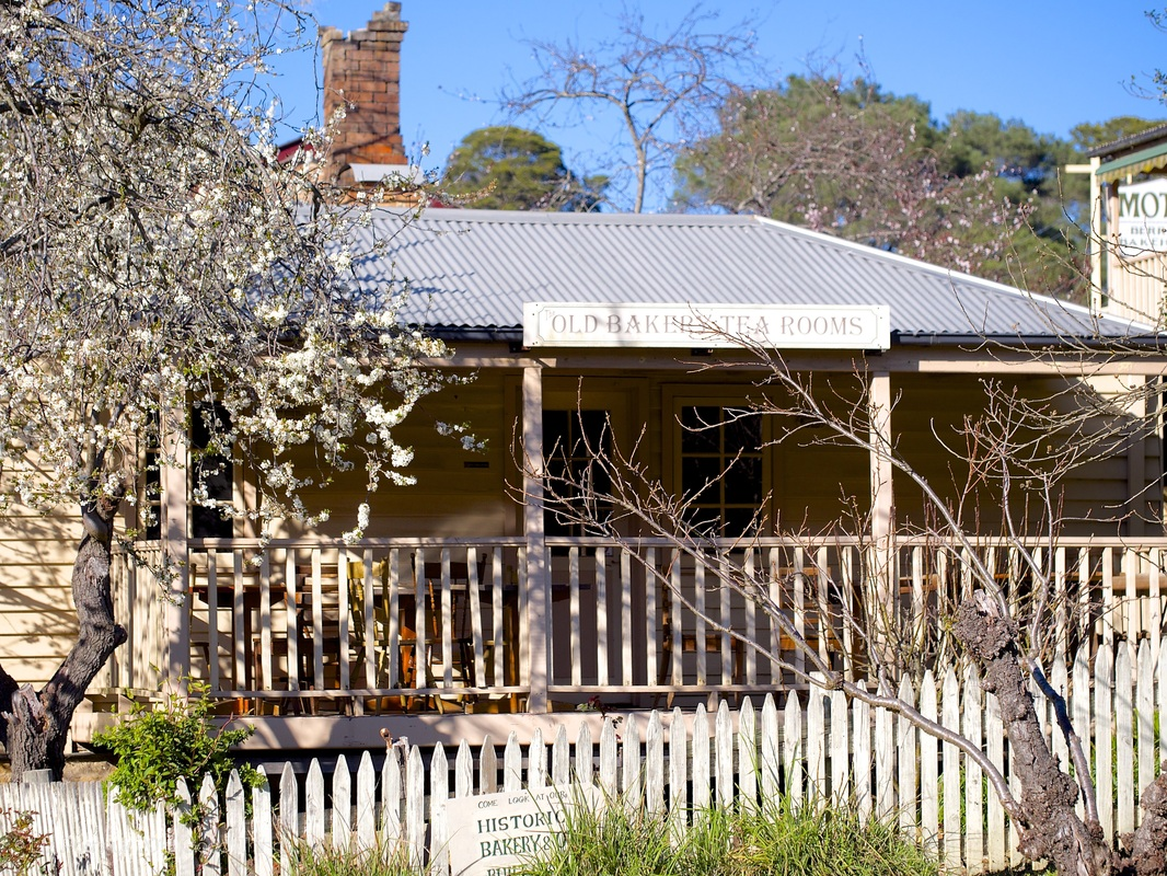 Old Bakery Tea Rooms Berrima
