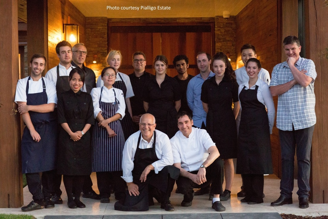 The team at Pialligo Estate