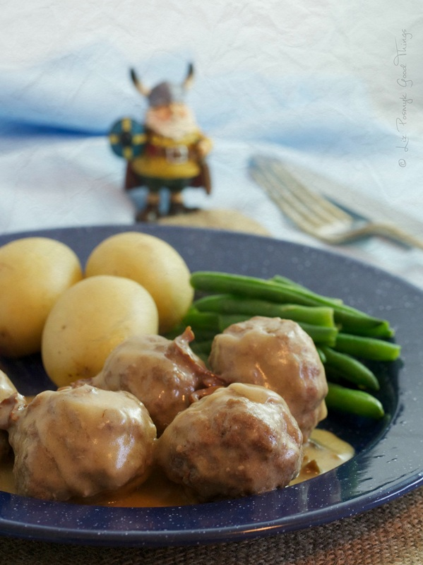My Swedish meatballs by Liz Posmyk, Good Things