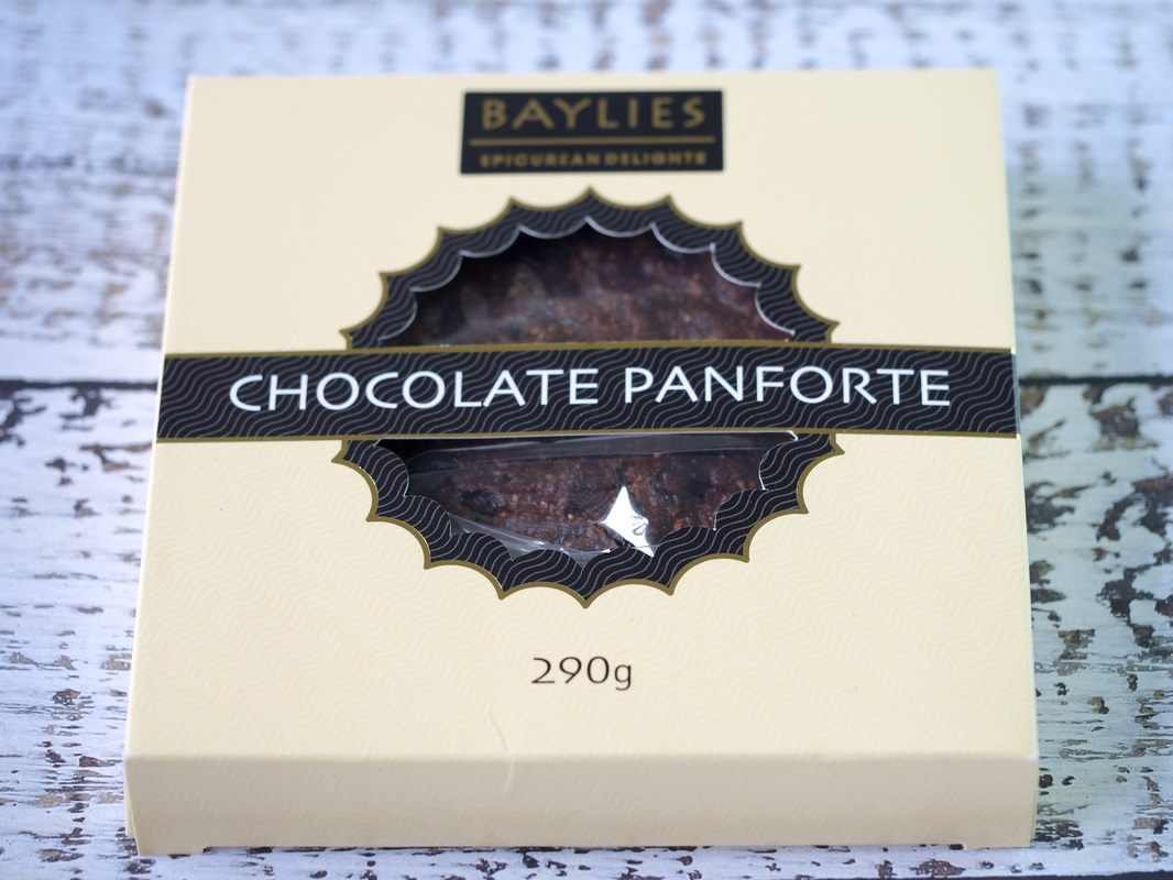 Chocolate panforte © Good Things