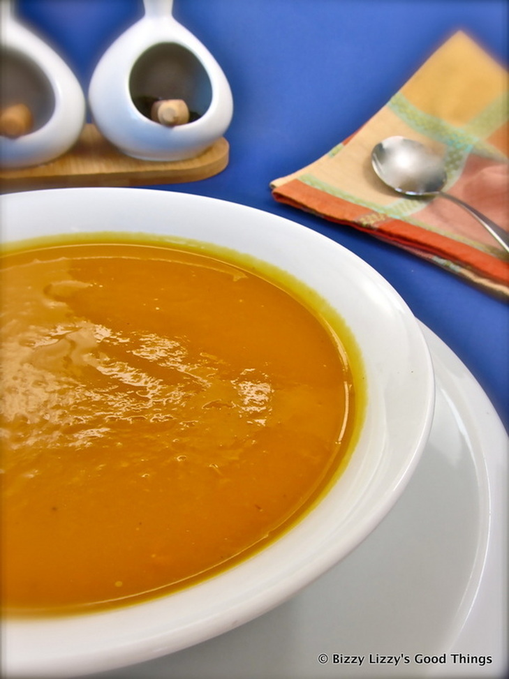 Pumpkin soup by Good Things