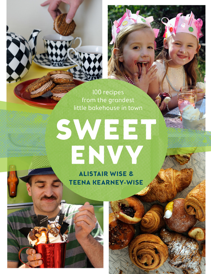 Sweet Envy the cookbook