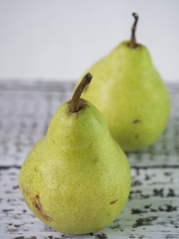 Pair of pears © Good Things