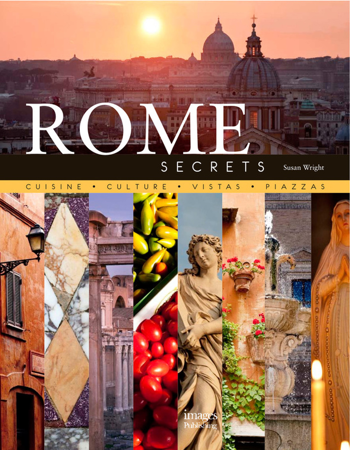 Rome Secrets by Australian-born Susan Wright