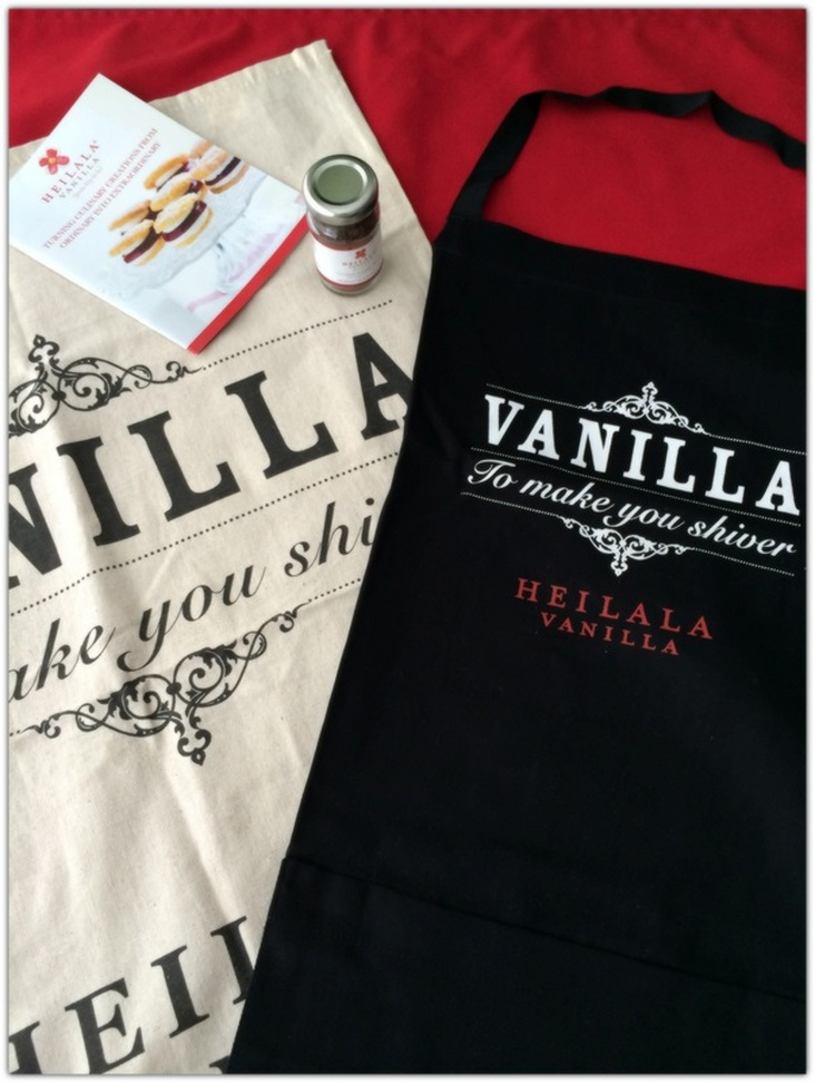 Heilala Vanilla prize giveaway