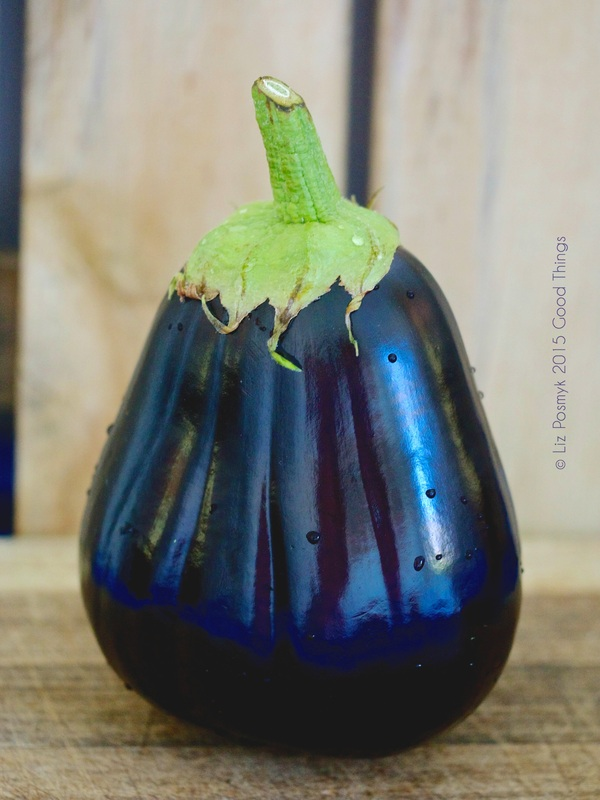 Eggplant or Aubergine - image by Good Things