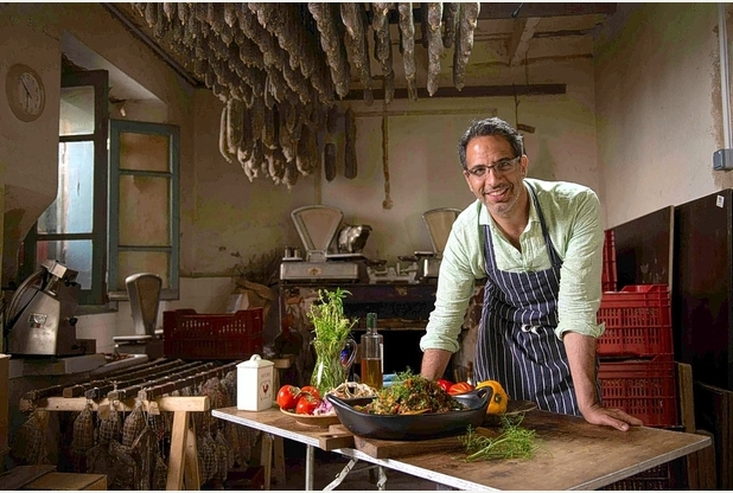 Yotam Ottolenghi's Mediterranean Feasts series two