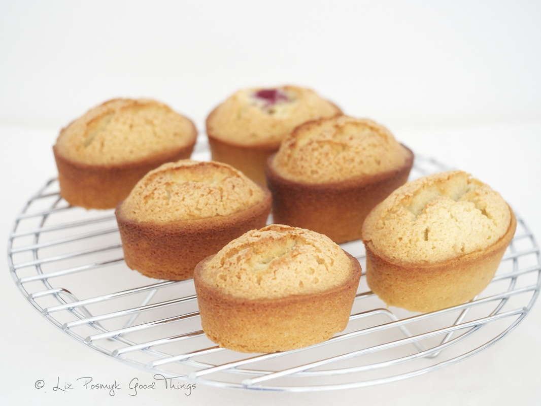 Almond Friands by Good Things
