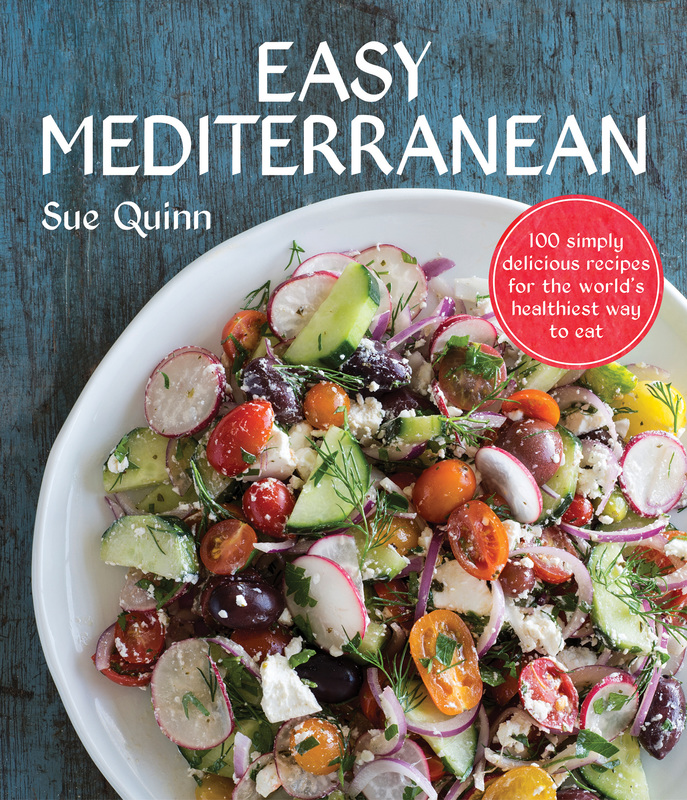 Easy Mediterranean by Sue Quinn (Murdoch Books)