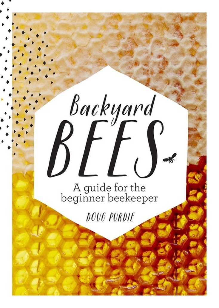 Backyard Bees by Doug Purdie