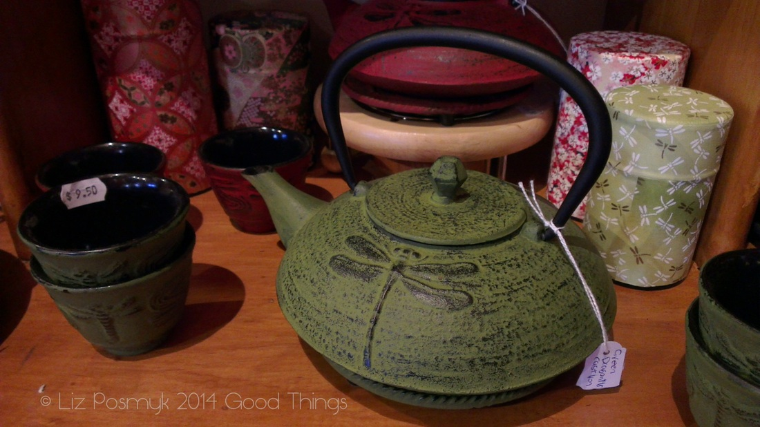 Tea pot Berrima