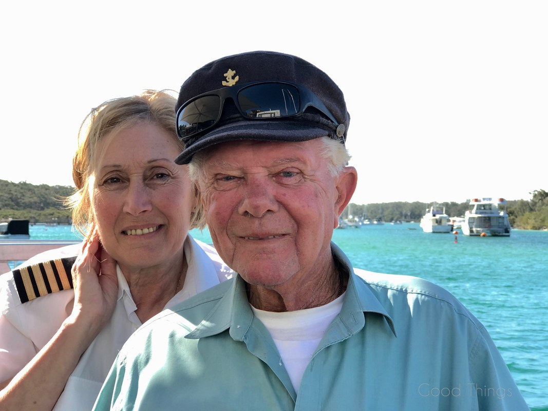 Elizabeth Abood, Office Manager, Jervis Bay Wild with Ernie Musgrove - Liz Posmyk, Good Things