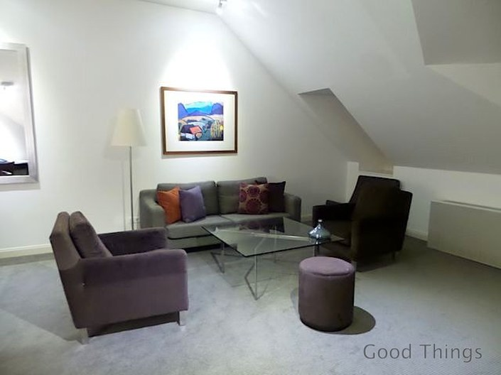 Spacious apartment at the Adina Apartment Hotel Budapest - Liz Posmyk Good Things