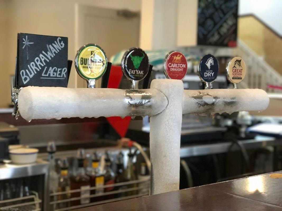 Lagers and Beers at the Burrawang Village Hotel - Liz Posmyk Good Things