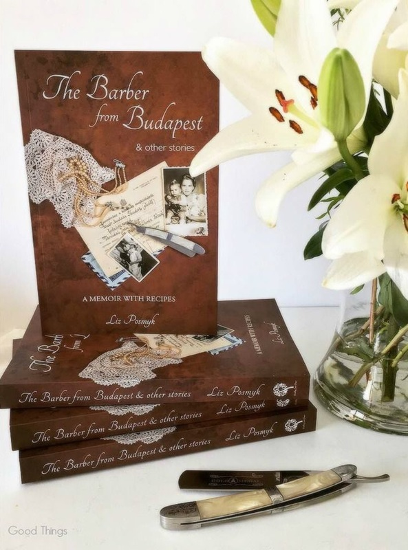 The Barber from Budapest & other stories by Liz Posmyk (Parsley Lane Press)