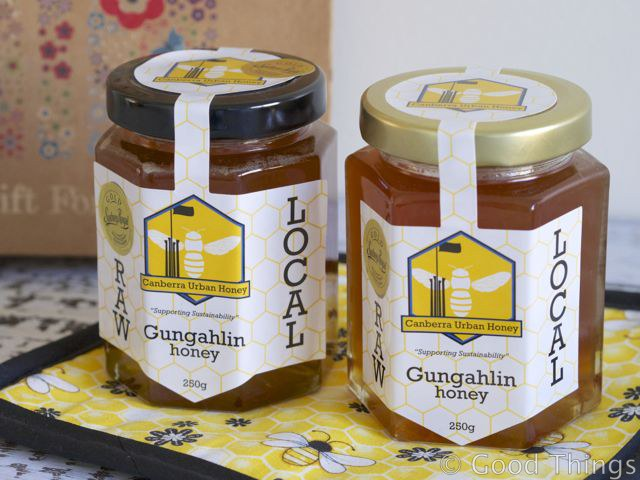 Gungahlin honey from Canberra Urban Honey