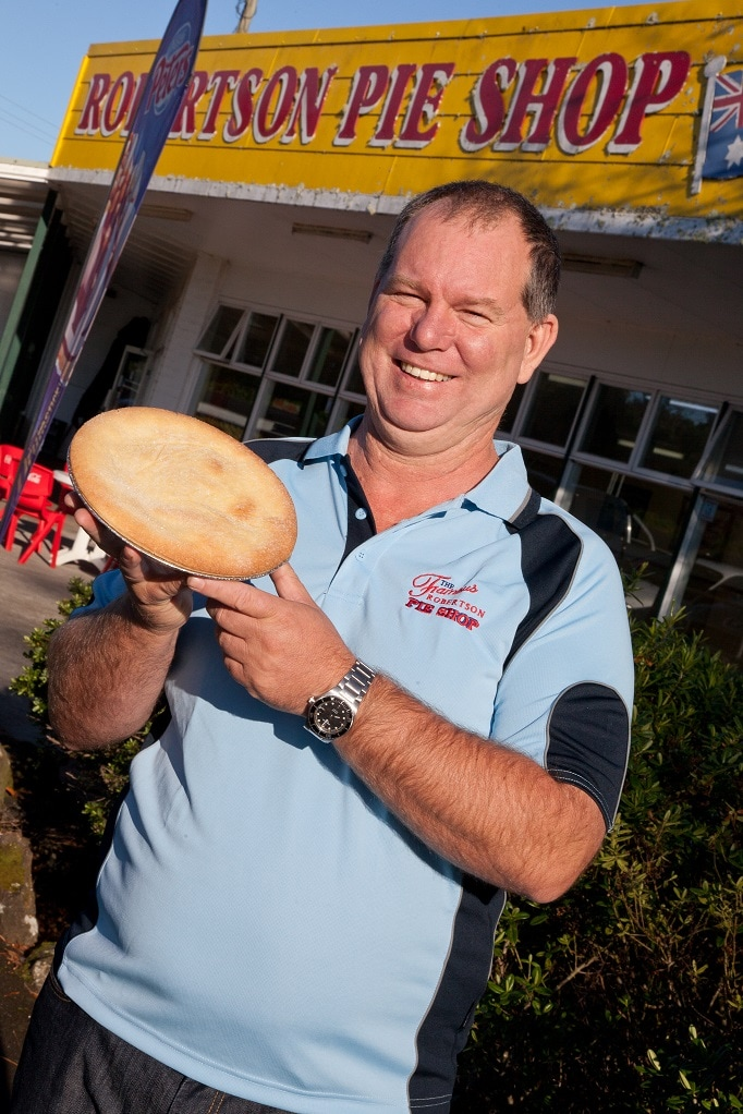 The Robertson Pie Shop in the NSW Southern Highlands