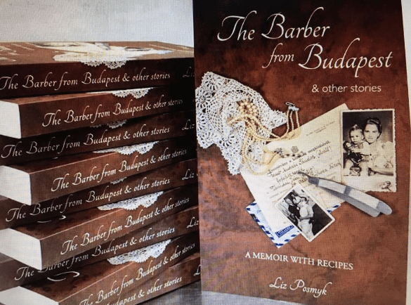 The Barber from Budapest & other stories at Abbey's Books in Sydney